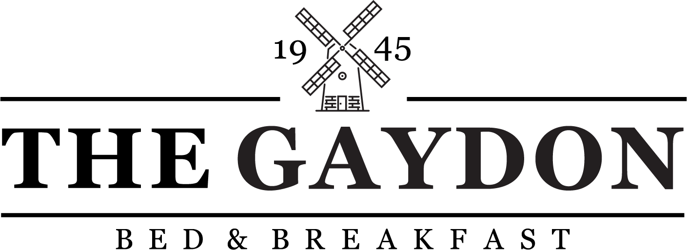 Welcome to The Gaydon B&B Logo